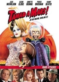Támad a Mars! DVD