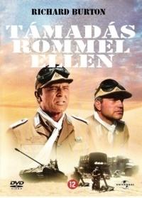 Támadás Rommel ellen DVD