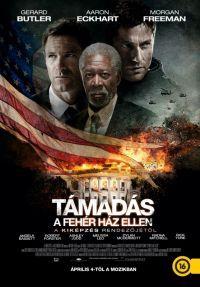 Támadás a Fehér Ház ellen DVD