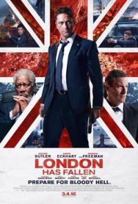 Támadás a Fehér Ház ellen 2. - London ostroma DVD