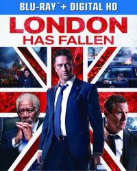 Támadás a Fehér Ház ellen 2.: London ostroma Blu-ray