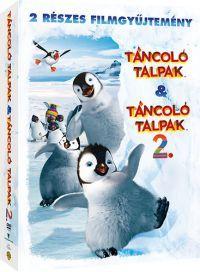 Táncoló Talpak 1-2. (2 DVD) DVD