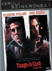 Tango és Cash - Szinkronizált változat DVD
