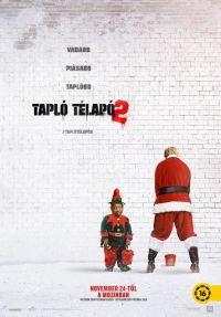 Tapló télapó 2. DVD