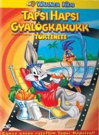 Tapsi Hapsi és Gyalogkakukk DVD