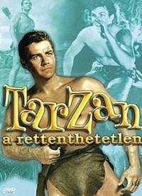 Tarzan, a rettenthetetlen DVD