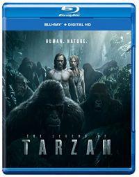 Tarzan legendája Blu-ray