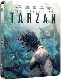Tarzan legendája  - Limitált fémdobozos kiadás 2D és 3D Blu-ray