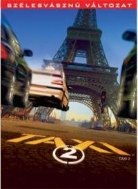 Taxi 2. DVD