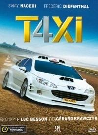 Taxi 4. DVD
