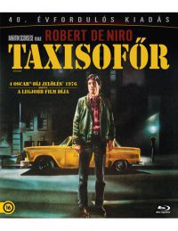 Taxisofőr Blu-ray