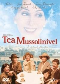Tea Mussolinivel DVD