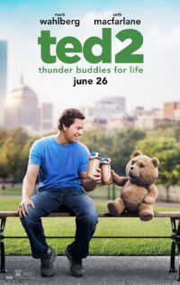 Ted 2. DVD