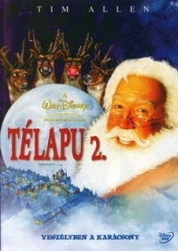 Télapu 2. - Veszélyben a karácsony DVD