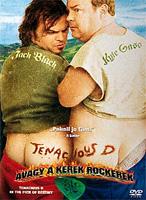 Tenacious D, avagy a kerek rockerek DVD