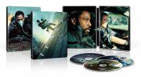 Tenet (4K UHD + Blu-ray + bónusz BD) - limitált, fémdobozos változat (steelbook) Blu-ray