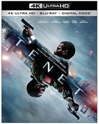 Tenet (4K UHD+Blu-ray) Blu-ray