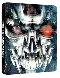 Terminátor -A halálosztó -2019-es fémdobozos változat (steelbook) Blu-ray