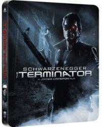 Terminátor - A halálosztó - új fémdobozos változat (steelbook) Blu-ray