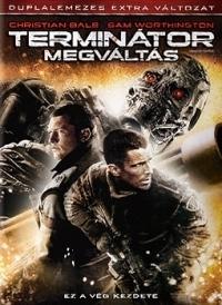 Terminátor - A megváltás DVD