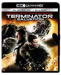 Terminátor - A megváltás Blu-ray
