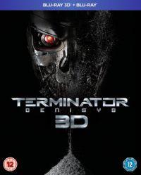 Terminator: Genisys 2D és 3D Blu-ray