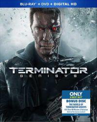 Terminator: Genisys Blu-ray