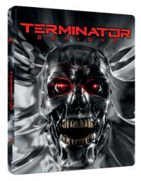 Terminator: Genisys (3DBD+BD) - limitált, fémdobozos változat (steelbook) Blu-ray