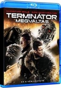 Terminátor - Megváltás Blu-ray
