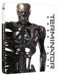Terminátor: Sötét végzet- limitált, fémdobozos változat (steelbook) Blu-ray