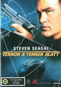 Terror a tenger alatt DVD
