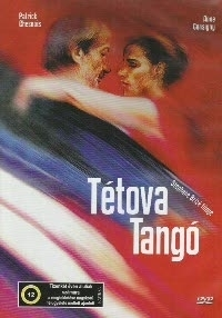 Tétova tangó DVD