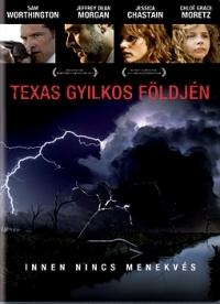 Texas gyilkos földjén DVD