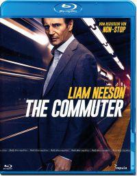 The Commuter - Nincs kiszállás Blu-ray