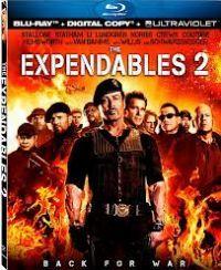 The Expendables 2. - A feláldozhatók 2. Blu-ray