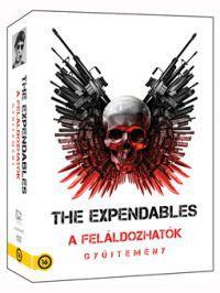 The Expendables 2. - A feláldozhatók 2. DVD