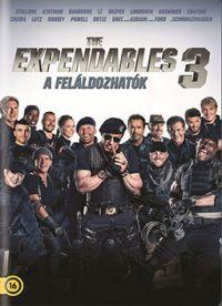 The Expendables 3. - A feláldozhatók 3. DVD