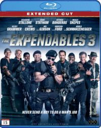 The Expendables 3. - A feláldozhatók 3. Blu-ray