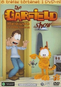 The Garfield Show 2. DVD