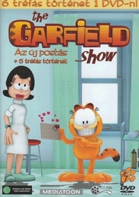 The Garfield Show 7. DVD