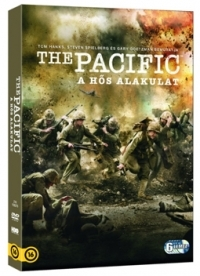 The Pacific - A hős alakulat DVD