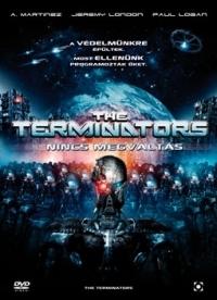 The Terminators - Nincs megváltás DVD