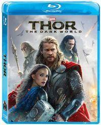 Thor: Sötét világ Blu-ray