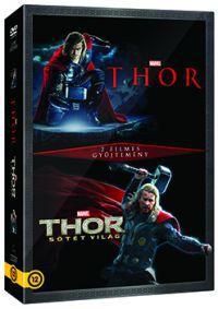 Thor: Sötét világ DVD