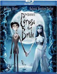 Tim Burton: A halott menyasszony Blu-ray