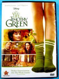 Timothy Green különös élete DVD