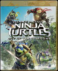 Tini Nindzsa Teknőcök: Elő az árnyékból Blu-ray