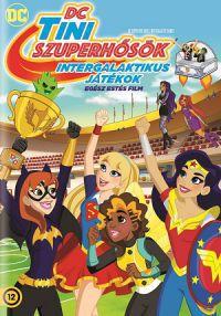 Tini Szuperhősök - Intergalaktikus Játékok DVD