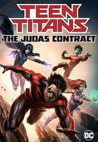 Tini Titánok: A Júdás szerződés DVD
