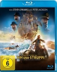 Tintin kalandjai Blu-ray